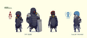 zombie concept11 by soft-h
