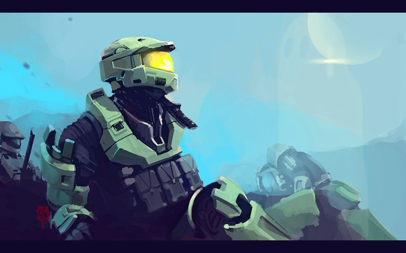 halo reach by soft-h