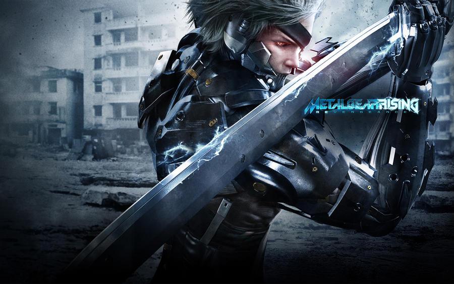 MGR Revengeance 2 by PrincessCakeNikki