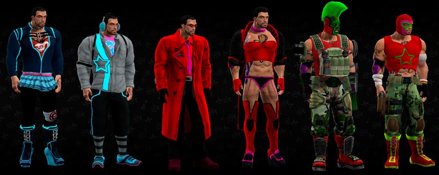 Saints row 4 character creation celebrity birthdays