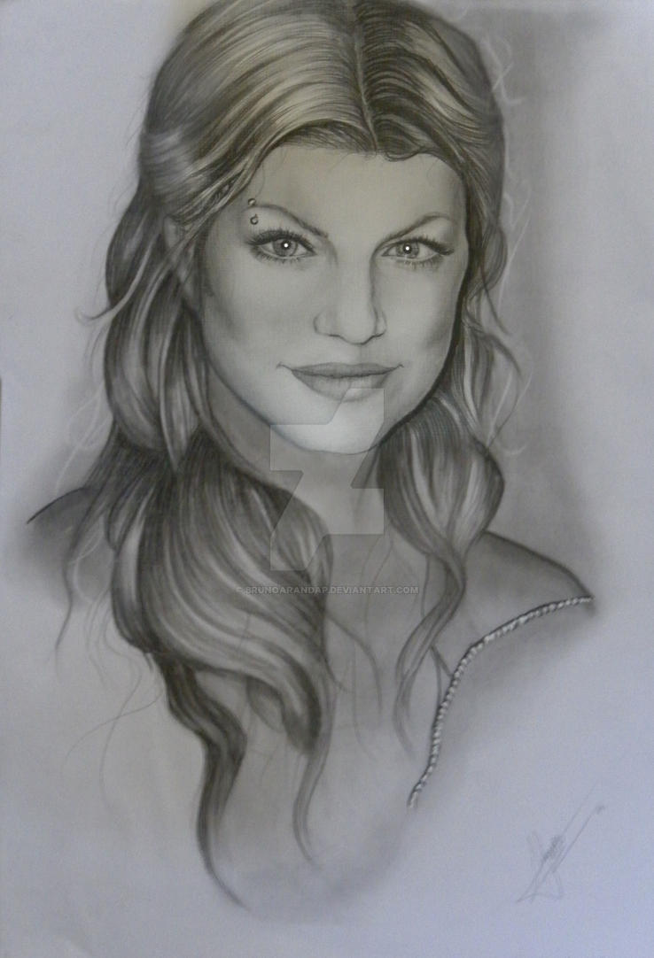 fergie by brunoarandap