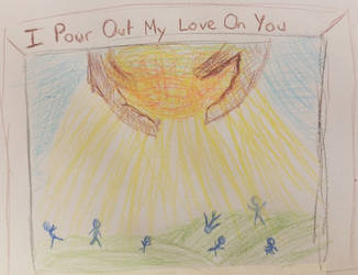 Pour Out My Love by MermaidMichelle