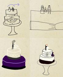 Cake Design by MermaidMichelle