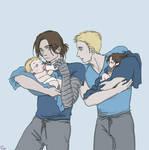 Baby Problem: Super Daddy