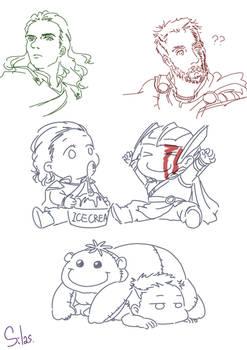 Thor Ragnarok: just for fun