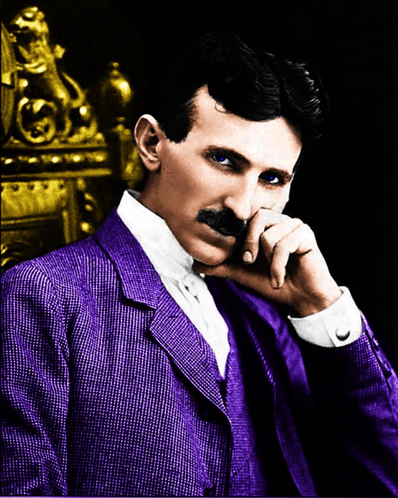 Nikola Tesla Wallpapers: Nikola Tesla Is A Pimp By Joshua159258 On DeviantArt
