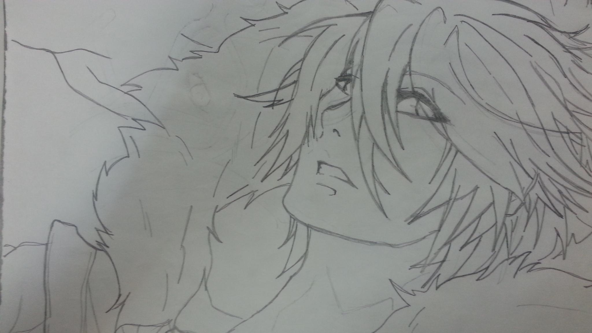 My Drawing: Akira by LeeTaemin97