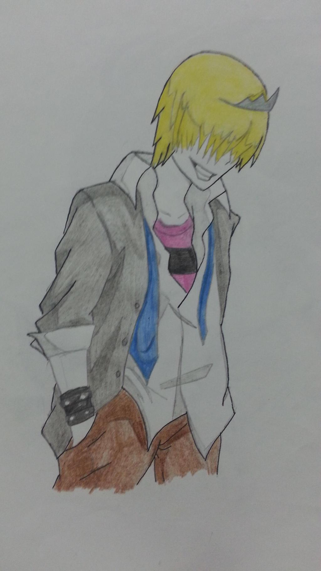 My Drawing: Belphegor by LeeTaemin97