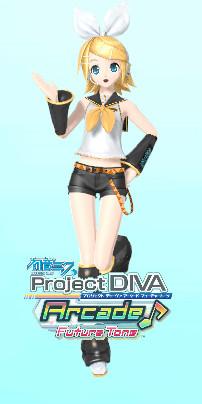 [MMD] PDA FT Kagamine Rin Pose 1 + DL by LeeTaemin97