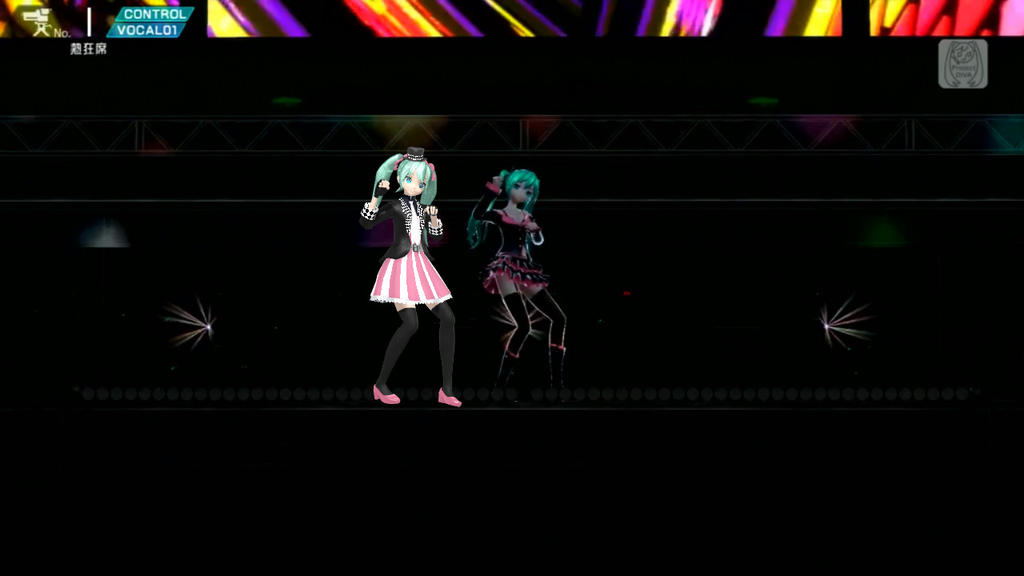[MMD] Hatsune Miku - Sweet Devil Motion W.I.P by LeeTaemin97