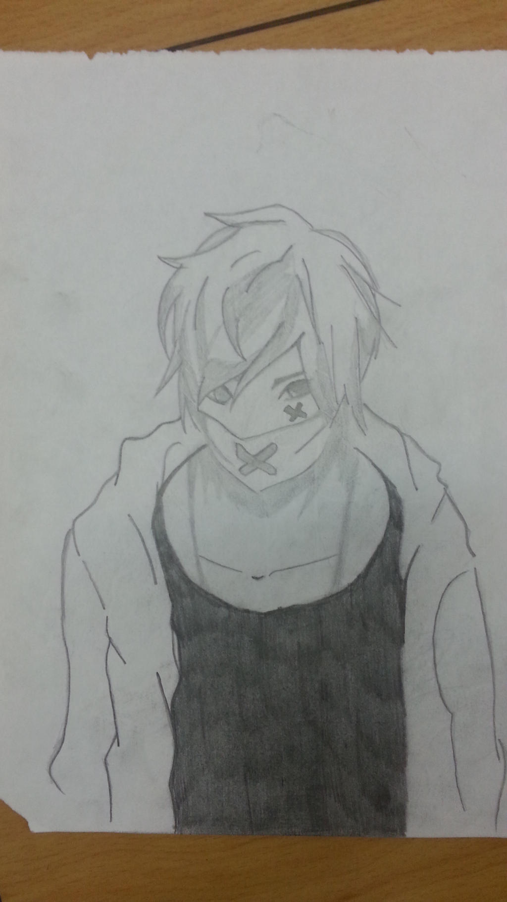 Drawing: Guy by LeeTaemin97
