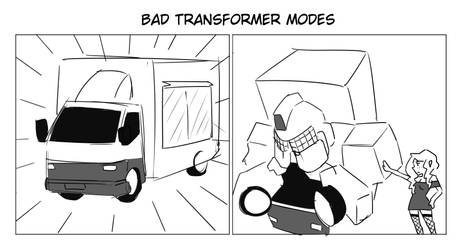 Bad Transformer modes by Athena12441