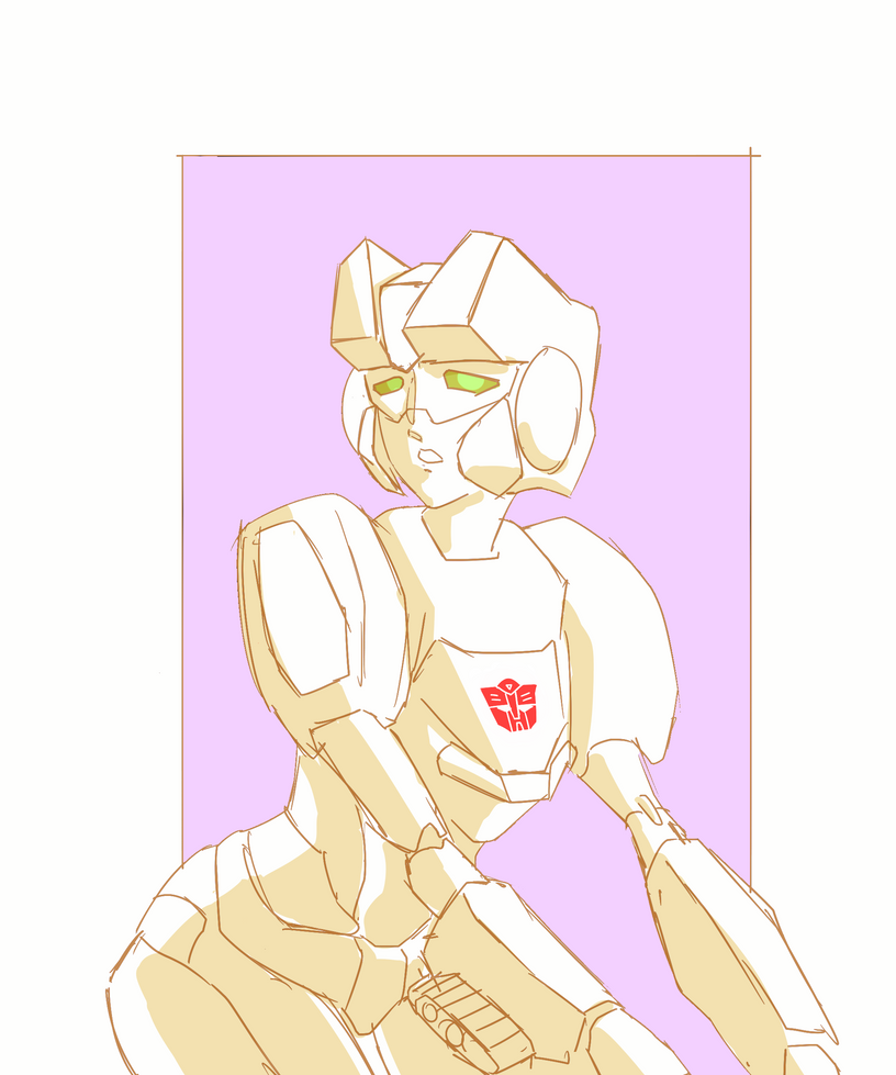 Fembot! by Athena12441