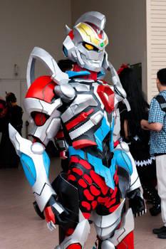 SSSS.Gridman cosplay