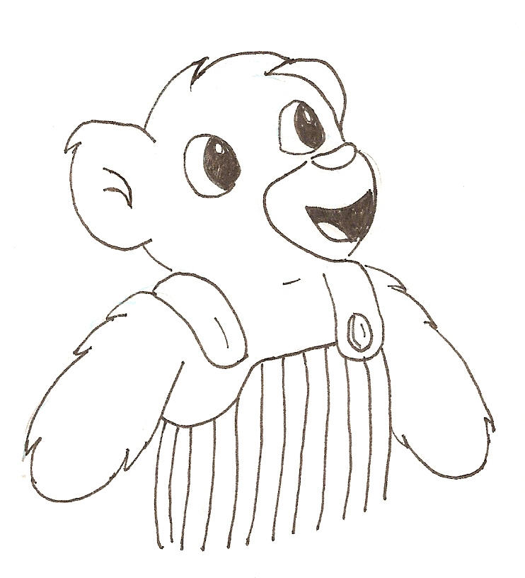 corduroy coloring pages - photo#11