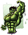 Hulk SMASH!! COLORS