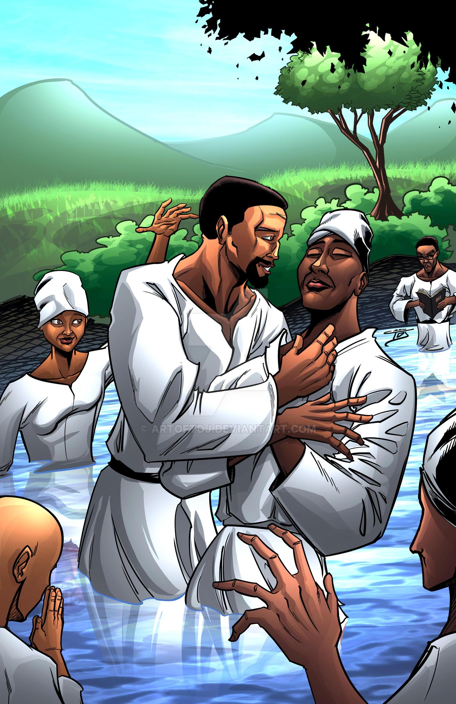 Baptism by ArtOfTDJ