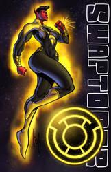 Lady Sinestro