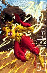 Ms. Kid Flash
