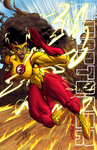 Ms. Kid Flash