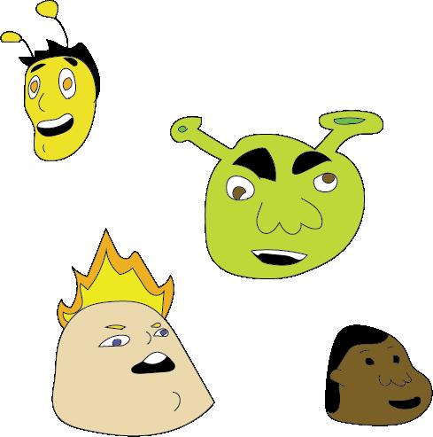 Bee Shrek Test In The House Fanart By Corbijnandhisart On Deviantart