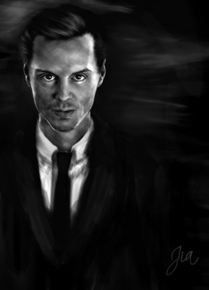 James Moriarty by CocaineJia