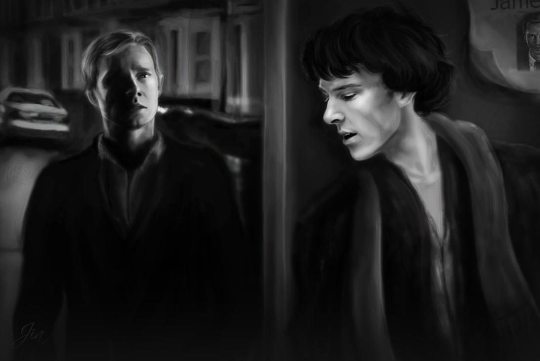 Sherlock?.. by CocaineJia