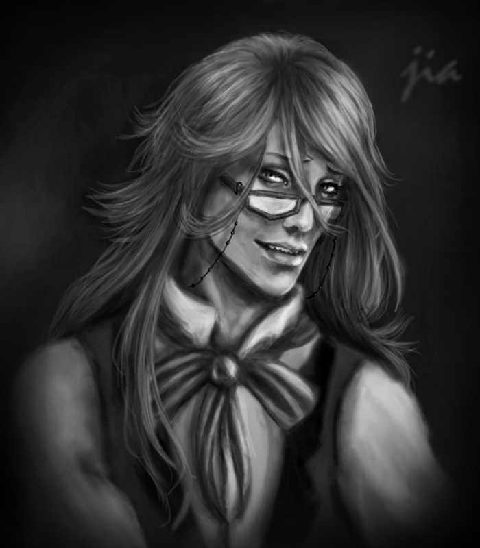Grell Sutcliff by CocaineJia