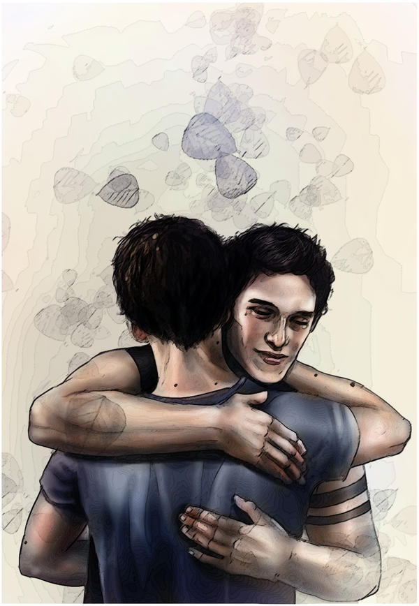 friends forever (Scott and Stiles) by CocaineJia