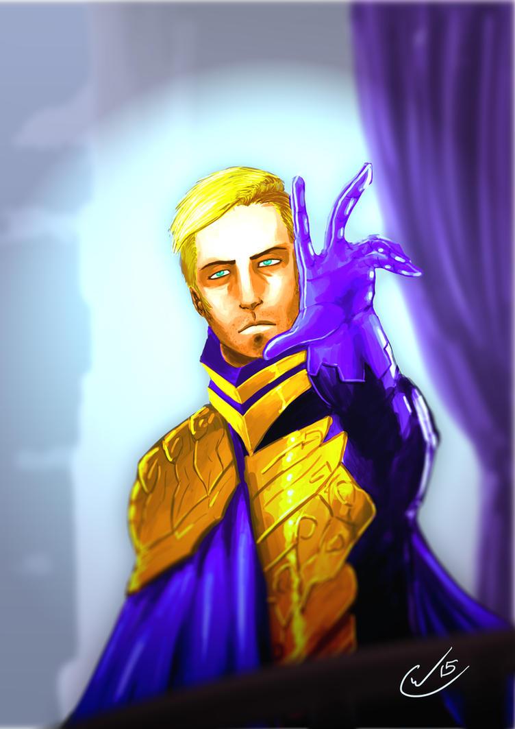 Alpha Kingdom Planetary Governor by Qualinwraith