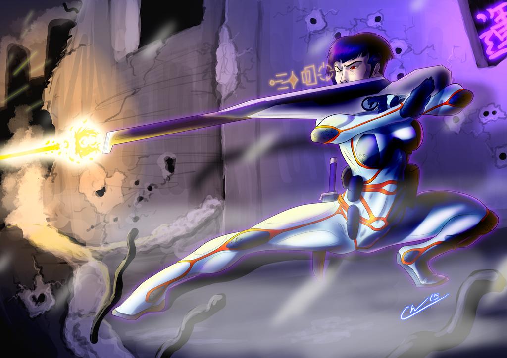 Aldari-Sniper Colour by Qualinwraith