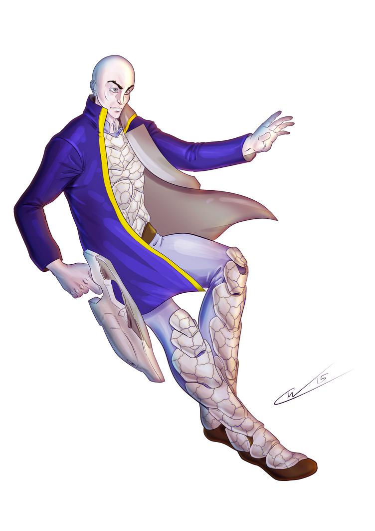 Commander Orpheus by Qualinwraith