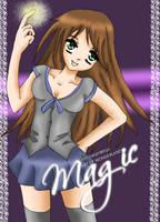 Magic - Cozet by DemonAngelWings