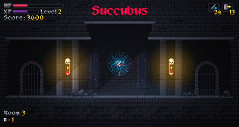 Succubus Mock Level