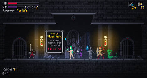 Dungeon Game Asset Pack
