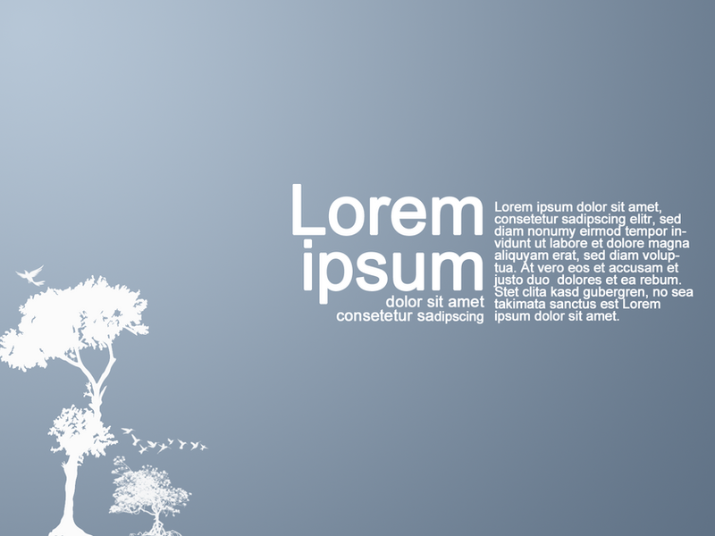 LoremIpsum Wallpaper by CurtiXs