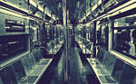 New York Train HD Widescreen