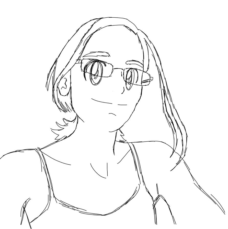 how to draw a manga tomboy