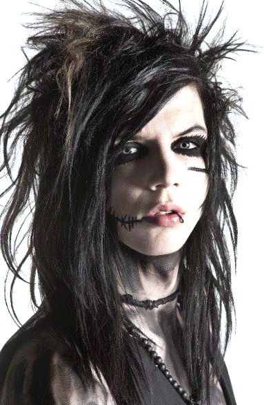 Andy Biersack of Black Veil Brides by x-The-Negative-One-xAndy Biersack 18