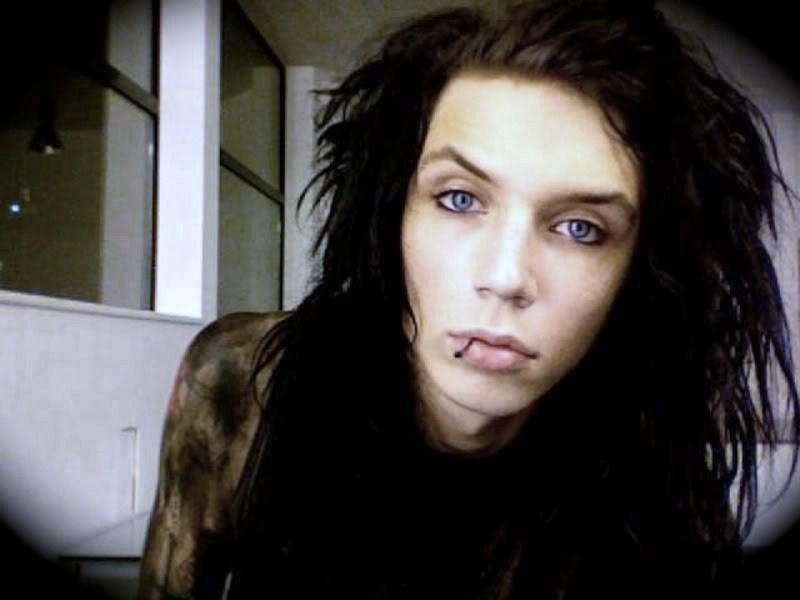 Andy Biersack By X Red Seduction X On Deviantart