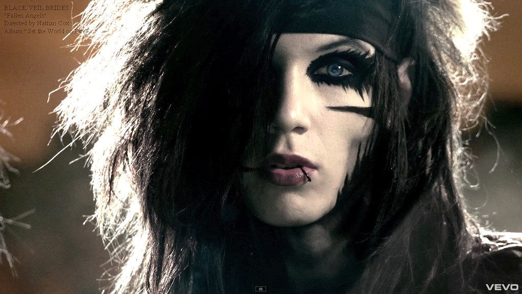 Andy Biersack- Fallen Angels by xThe-Dark-Shadowx on ...