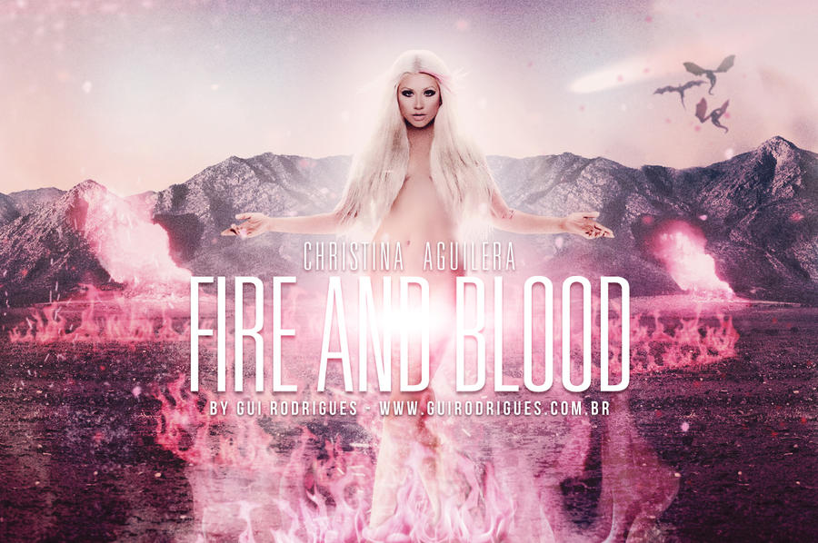 christina_aguilera__fire_and_blood_by_el
