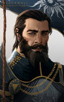Blackwall fanart by jennytan