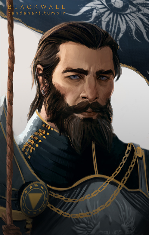 Blackwall Fanart By Jennytan On Deviantart