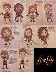 Firefly Characters
