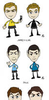 Star Trek: Old and New