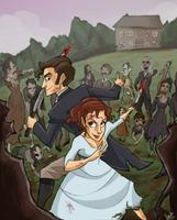 Pride, Prejudice, Zombies by aerettberg