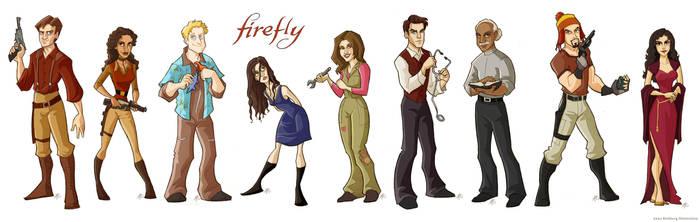 Firefly by aerettberg