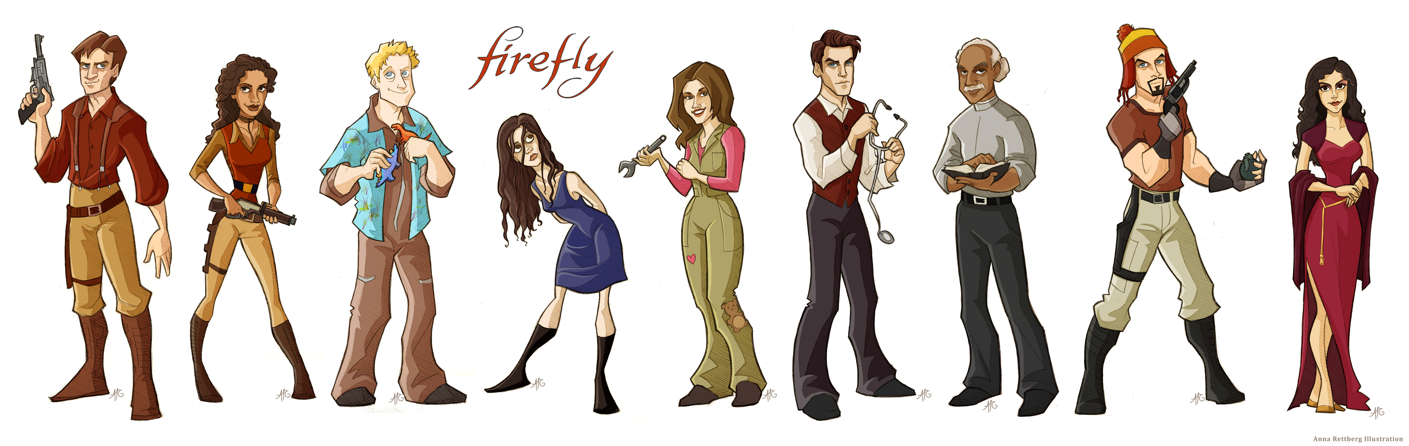 Firefly Series  TV Tropes