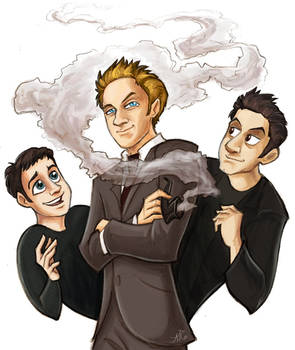 Buffy- The Trio